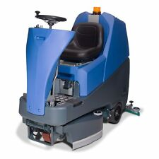 MIETE Aufsitz-Scheuersaugmaschine Reinigungsmaschine MIETEN Numatic TRO650