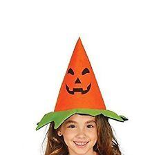 Pumpkin Hat, Child Size, Witches, Halloween, Fancy Dress Parties, School 11790