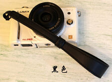Leather Camera wrist strap Hand strap for Nikon Panasonic Sony Leica Polaroid