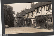 Postcard Chilham near Canterbury Kent view Top of Taylors Hill old RP by Ferris