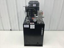 MONARCH - T94C405C93F0-01 Power Unit 2Stage 208-230/460VAC 2000psi