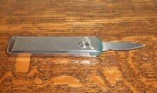 Vintage Stanley 10-059 Tactical Compact FOLDING POCKET KNIFE Razor Holder Tool