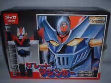 MAZINGA GREAT MAZINGER DIABLOCK JAPAN LEGO 1974/2002 ROBOT VINTAGE MECHA NAGAI z