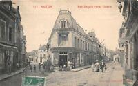 AUTUN - rue Deguin et rue Guérin