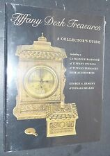 2002 TIFFANY DESK TREASURES Catalogue Raisonne NEW & Sealed hc/dj Studios