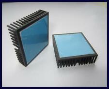 Kühlkörper Alu Aluminium Selbstklebend schwarz 35x35x10 mm 1 Stück