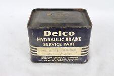 OEM NOS Delco Hydraulic Brake Cylinder 5456945 NOS GM 55 57 59 Vintage Chevrolet