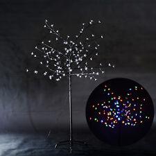 HOMCOM Cherry Blossom Tree Light 160 LEDs Party Decoration Décor Garden Shrubs