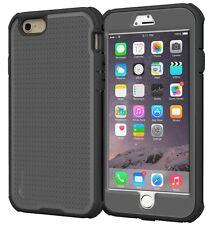 roocase Apple iPhone 6/6S Plus VersaTough Case, Space Gray