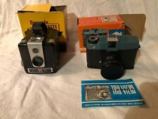 Vintage Kodak Brownie Hawkeye Flash Model Camera/true view/Kodak/imperial lot