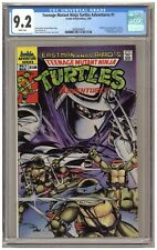 Teenage Mutant Ninja Turtles Adventures #1 (CGC 9.2) Direct; Archie; 1989 (6391)