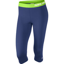 BNWT  Nike Pro Core Compression Capri Tights  589366  456   Size : XL-16