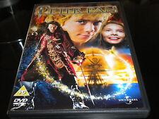 Peter Pan - DVD - Region 2&4 PAL - 2004 - Rating PG - Jason Isaacs