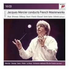 Mercier  Jacques & Orchestre National D'ile De Fra - Masterworks Of Th NEW CD