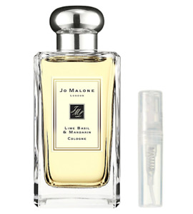 Jo Malone Lime Basil & Mandarin Cologne 2ml Sample in a Refillable Purse Spray