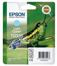 Original Epson T0335 Tinte  Light Cyan  für Stylus Photo 950 C13T0333540