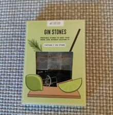9 x Gin Stones - Freezable Stones to keep your G&T Chilled