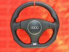 AUDI A3 S3 A4 S4 B6 A6 S6 RS6 C5 A8 TT NEW CUSTOM MADE STEERING WHEEL
