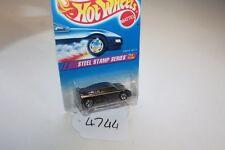 Mattel Hot Wheels Steel Stamp Zender Fact 4 ©1990 On Car older release 4744