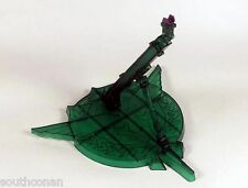 Universal Green celestial being display stand base for 1/100 MG Gundam models