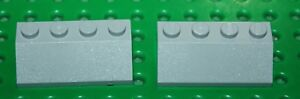 2 x Lego MdStone Slope 45 2x4 ref 3037/sets 7669 7869 8096 10179 4504 10195 8097