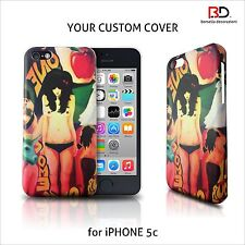 Custom Cover for IPHONE 5c - Cover Personalizzata per IPHONE 5c