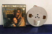 Progy And Bess, Soundtrack, Columbia OQ 330, 4 track 7.5 IPS Reel to Reel