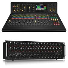 Midas M32IP 40-Channels Digital Mixer Console + DL32 32-Ins / 16-Outs Stage Box