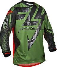 Fly Racing Lite Hydrogen Jersey MX ATV Thin Light Motocross MTB/BMX/UTV