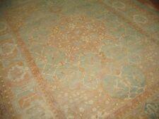 Antique Most Decorative Dream Indian Amristar Agra Rug 9'x11'9''