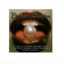 Pearls Of Passion (CD, 1999) *OOP RARE* Gothic Rock Compilation