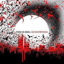 This Is Hell - Hardcore - SUNDOWNING CD