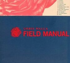 Chris Walla- Field Manual (CD) Death Cab For Cutie