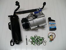 2007-2012 Ford E150 / E250 (4.6L / 5.4L w/ Rear A/C) New A/C AC Compressor Kit