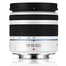 Samsung 18-55mm F3.5 - 5.6 III OIS Lens (White)
