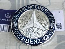 Genuine Mercedes UNIMOG U404 U406 U416 U421 U425 U426 U431 Emblem NOS!