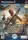 Medal Of Honor Rising Sun PS2 Playstation 2 Game only