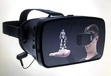Tzumi Dream Vision Pro Virtual Reality VR Smartphone Headset w/ Controller