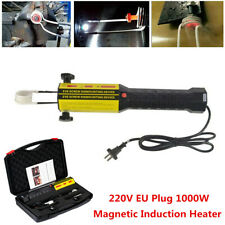 1000W LED Ductor Magnetic Induction Heater Autos Flameless Heat Kit 220V EU Plug