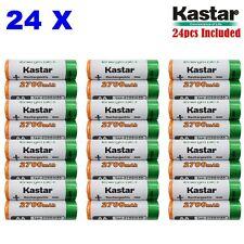 Kastar AA 24-Pack Ni-MH 2700mAh Super High-Capacity Rechargeable Batteries