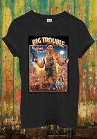 Big Trouble in Little China Movie Poster Funny Men Women Top Unisex T Shirt 126e