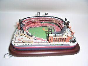 DANBURY MINT The New Busch Stadium Danbury Mint Replica