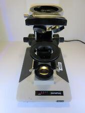 New Listingolympus Bh 2 Bht Bhtu Microscope Body Frame Bh2 Frame For Parts
