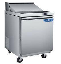 "Kratos Refrigeration 69K-769 29""W Sandwich/Salad Prep Table"