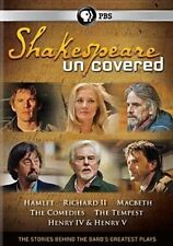 Shakespeare Uncovered 0841887018562 With Jude Law DVD Region 1