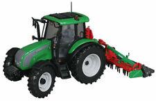 Tracteurs miniatures verts Universal Hobbies