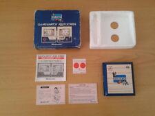 NINTENDO GAME&WATCH MULTISCREEN RAIN SHOWER LP-57 COMPLETE IN BOX CIB RARE+++!!!