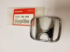 Genuine Honda CRV Silver H Badge For Rear Glass Door (2002 To 2006)