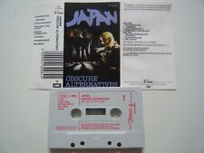 JAPAN OBSCURE ALTERNATIVES CASSETTE TAPE EMI FAME UK 1984
