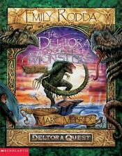 The Deltora Book of Monsters Turtleback School & Library Binding Edition Delt